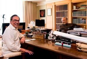 Tarikh peralihan kuasa perlu dibincang dalam suasana baik - Anwar Ibrahim