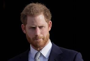 Luahan sedih yang dapat dirasai, ini ucapan penuh Putera Harry di London