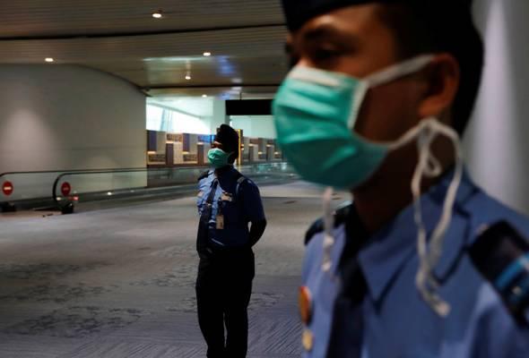 Koronavirus: Indonesia perketat pemeriksaan kesihatan di lapangan terbang