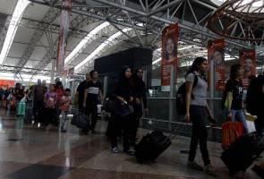 Tahun Baharu Cina: Lebih 75 peratus tiket ETS, KTM Intercity terjual