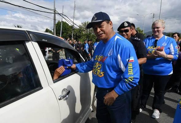 Polis Sabah akan semak semula permohonan lesen pemilikan raifal