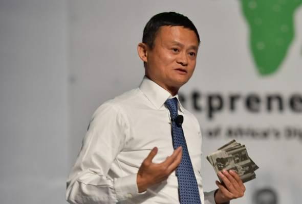 Jack Ma derma RM58.92 juta bangunkan vaksin koronavirus