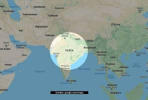 Tiga rakyat Malaysia kemalangan di India