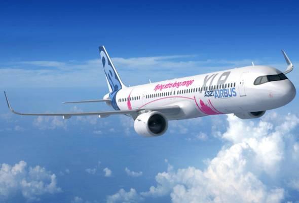 Boeing diketip sayap, Airbus melayang rentap