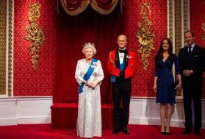 Bahana #Megxit, patung Harry, Meghan di Madame Tussauds 'hilang'