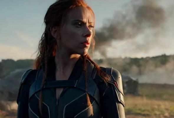 Disney tangguh tayangan filem Black Widow, The Eternals