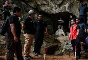 Artifak berusia 17,000 tahun ditemui di Gua Gunung Pulai, Baling