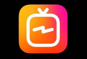Instagram buang butang IGTV pada 'feed' pengguna