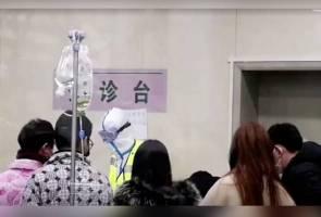 China guna ubat anti HIV dan AIDS untuk rawat pesakit koronavirus