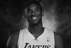 Mayat Kobe Bryant, tiga individu dikenal pasti