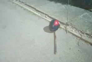 Dua maut bergaduh depan stesen minyak di Machang
