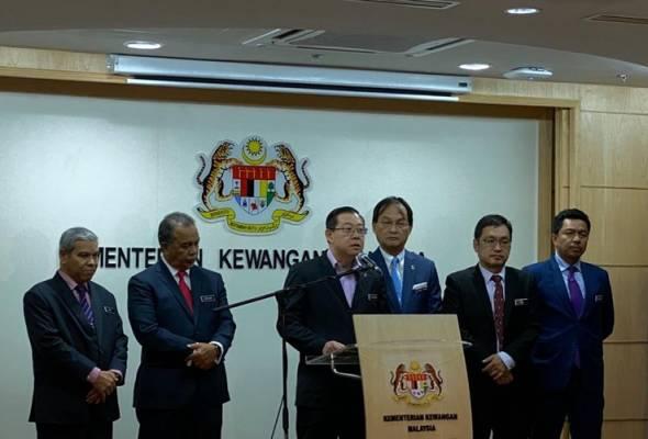 Penamatan perjanjian PDP Pan Borneo: Kerajaan jimat RM3.1 bil - Guan Eng