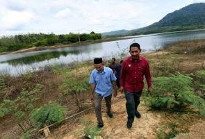 Kerajaan Kedah rangka pelan kontingensi hadapi kemungkinan kemarau berlanjutan - Exco