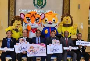 Sukma Johor 2020: Persiapan hanya tinggal 10 peratus