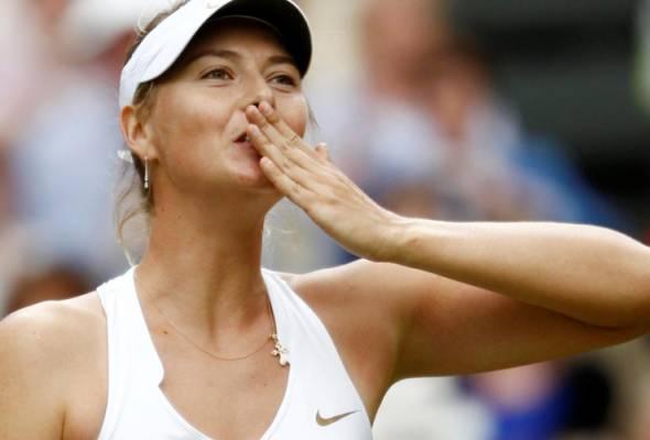 'Tenis, saya ucapkan selamat tinggal' - Maria Sharapova umum bersara