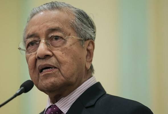 Tiada majoriti bentuk kerajaan, serah pada Dewan Rakyat - Tun M