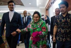 Rosmah didakwa boleh pengaruhi keputusan kerajaan - Pendakwa