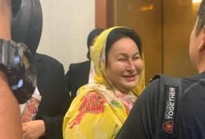 Rosmah dibicara: Datin Seri 'beri mesej' kepada saya - Mahdzir
