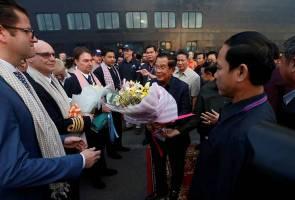 COVID-19: Hun Sen alu-alukan penumpang MS Westerdam ke Kemboja