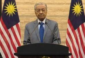'I will try to establish an administration which is not aligned to any party' - Tun M