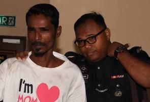 Bapa dipenjara tiga tahun dan denda RM10,000 dera anak tiri