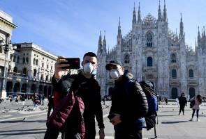 Wabak korona tersebar merata, virus penipuan Itali bertambah lara