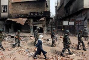 20 terbunuh dalam rusuhan di New Delhi