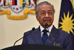 'Jika semua orang pilih Muhyiddin, saya ok' - Tun Mahathir