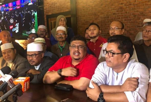 SD UMNO Melaka sudah lengkap untuk tubuh kerajaan negeri - Ab Rauf