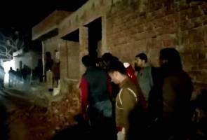 Suami mati ditembak, isteri mati dipukul selepas tahan 23 kanak-kanak sebagai tebusan