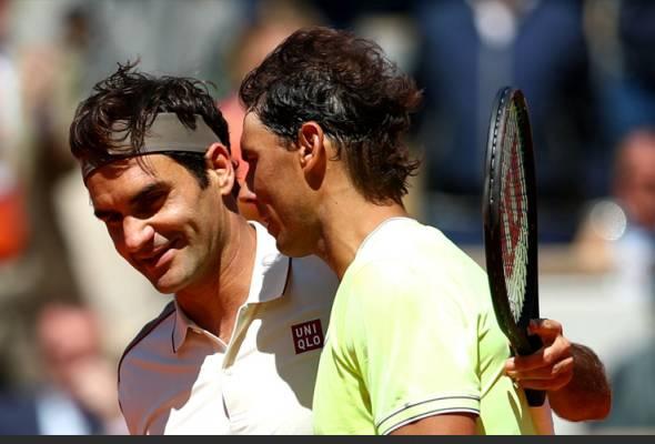 Nadal buat aksi di Cape Town sangat istimewa - Federer