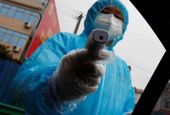 Kes disahkan koronavirus di Thailand bertambah satu lagi, jumlahnya terkini 33