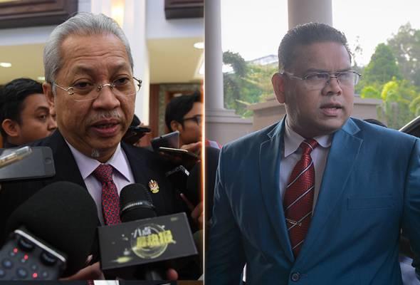 Lokman Adam dibuang dari UMNO, bukan dipecat - Annuar Musa