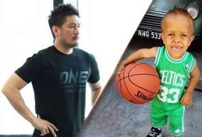Kanak-kanak kerdil mangsa buli: ONE Championship taja Quaden tonton, belajar MMA