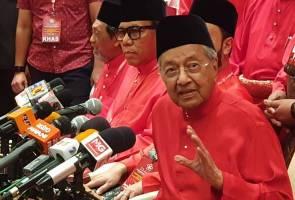 Tun M adakan pertemuan khas dengan pemimpin Bersatu