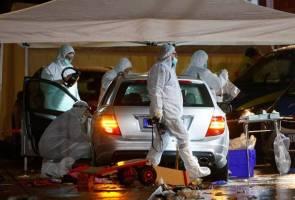 60 cedera dalam insiden rempuhan pada perarakan karnival