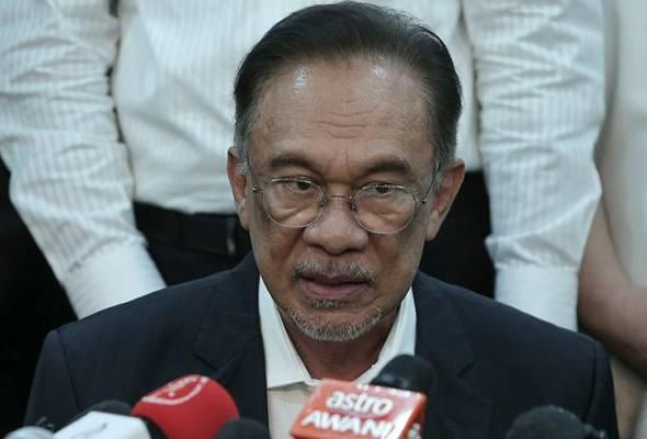 Sidang Media Anwar Ibrahim: Adakah kerajaan bertukar sekali lagi?
