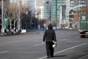 Sekatan perjalanan diperluas kepada 2 lagi wilayah di China