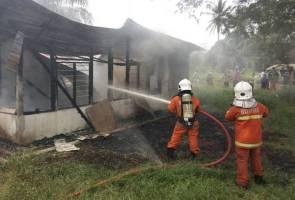 Warga emas OKU maut dalam kebakaran rumah