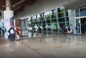 COVID-19: Alat pengimbas terma ditambah di pintu masuk Sarawak