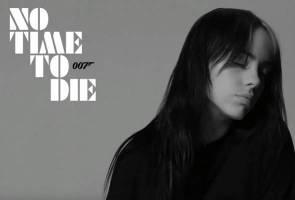 Billie Eilish penyanyi lagu tema Bond paling muda