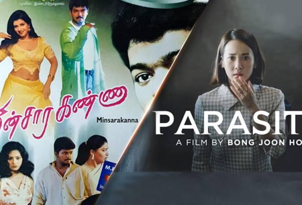 Penerbit filem Tamil akan saman pengeluar 'Parasite', dakwa plagiat karya | Astro Awani