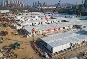 Hospital COVID-19 ke-10 bakal dibuka di China