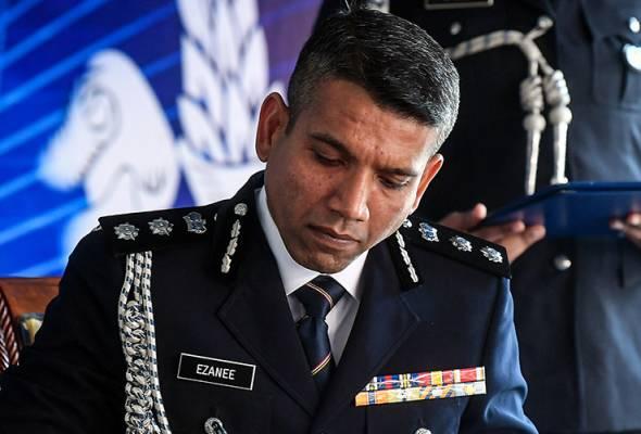 100 anggota polis kawal keselamatan - Nik Ezanee Mohd. Faisal