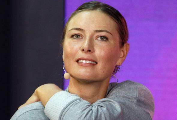 Sharapova tidak rancang aksi perpisahan selepas umum persaraan