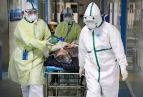 COVID-19: China catat 44 kematian, 327 kes baharu