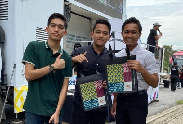 Skuad APEC beri pendidikan, promosi APEC 2020