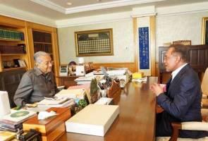 Tun M tidak terlibat dalam akuan berkanun, janji serah jawatan - Anwar Ibrahim