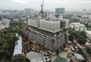 Kenakan tindakan tegas atas kecuaian hingga struktur kondominium runtuh - NIOSH