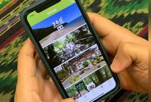 Aplikasi Sarawak Travel: Terokai Sarawak di hujung jari